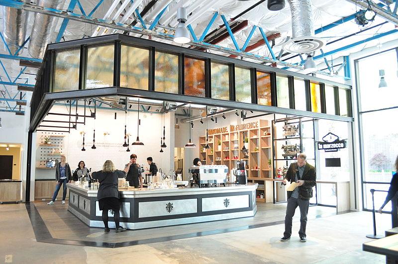 La Marzocco Seattle Cafe