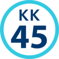 KK-45 station number.png