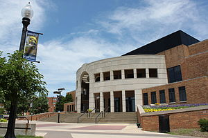Memorial Athletic and Convocation Center - Image: KSUMACC