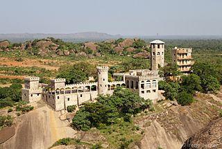 Kajuru LGA and town in Kaduna State, Nigeria