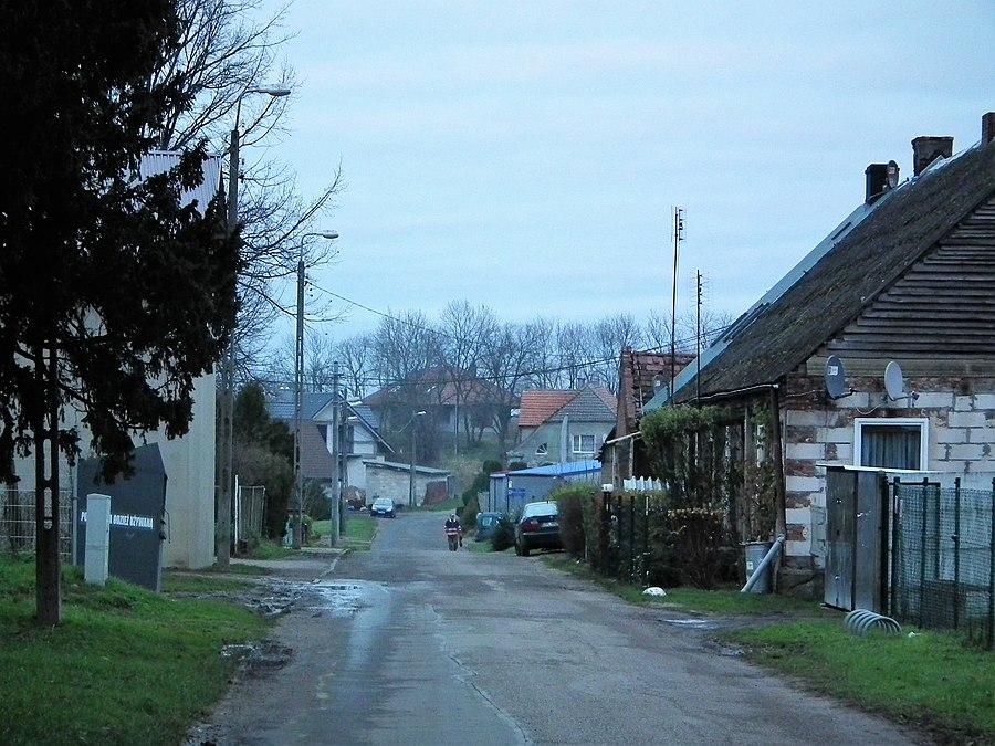 Kamieniec, West Pomeranian Voivodeship