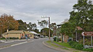 Kangarilla, South Australia - Main street of Kangarilla
