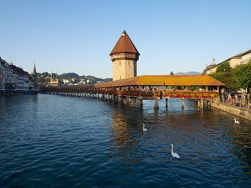 Kapellenbrücke Luzern