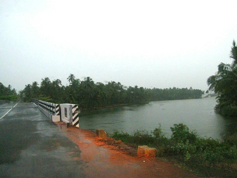 Kapil rain