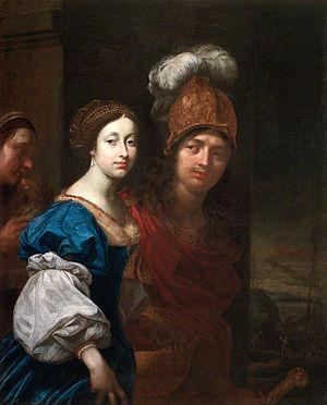 Karel Škréta - Image: Karel Škréta Paris a Helena