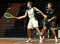 Karim Darwish & Zac Alexander Australian Open 2011.jpg