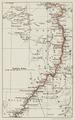 Karta över Cook's anordnade resor i Egypten - Hallwylska museet - 100674.tif