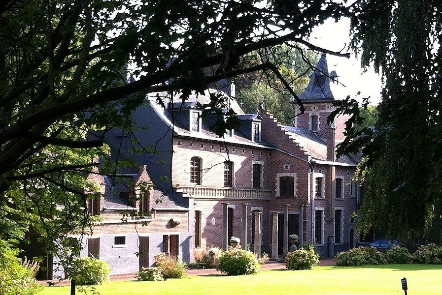 Kasteel ter Linden-Baron Liebaertstraat 8, Ternat
