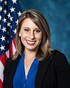 Katie Hill, official portrait, 116th Congress.jpg