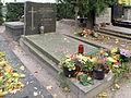 Kazimiera Chojnacka Krukowska - Jan Chojnacki - Cmentarz Wojskowy na Powązkach (186).JPG