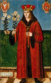 Saint Casimir Patron saint of Lithuania