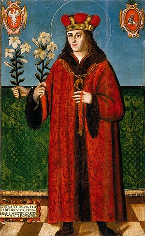 Slavic names - St. Casimir