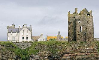 Keiss - Image: Keiss Castles