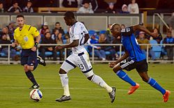 Kekuta Manneh at Avaya Stadium.jpg