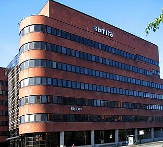Kemira - Kemira Headquarters in Ruoholahti, Helsinki
