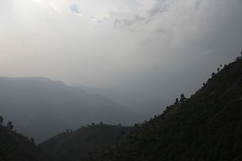 Kempty Falls Hills Near Mussoorie.jpg