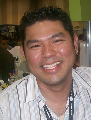 Kenn Navarro - Kenn Navarro at the 2007 Comic-Con in San Diego, California.