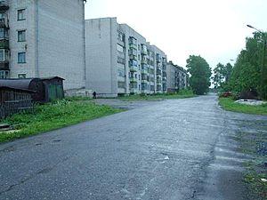 Kharovsk - In Kharovsk