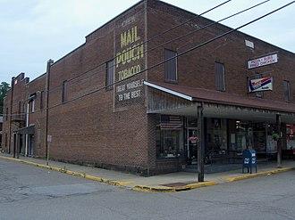 Killbuck, Ohio - Post Office