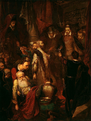 Killing of Wapowski during the coronation of Henry of Valois.PNG