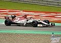 Kimi Raikkonen, Alfa Romeo-Ferrari C38, 2019 Italian Grand Prix, Monza, 6th September (48782017171).jpg