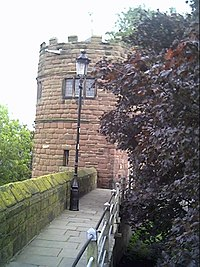 King Charles Tower, City Walls, Chester - geograph.org.uk - 9695.jpg