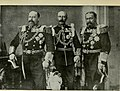 King Edward VII, Prince Arthur, Duke of Connaught and Strathearn and Alfred, Duke of Saxe-Coburg and Gotha.jpg