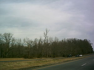 King George County, Virginia - Landscape in King George County