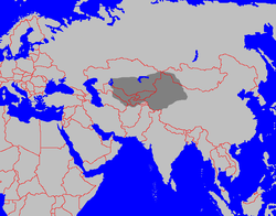 Location of Karachanidai