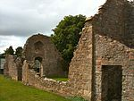 Roman settlement site, Anglo-Saxon and Norman royal palace, and St Columbanus' Chapel