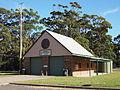 Kioloa bushfire brigade building in February 2015.jpg