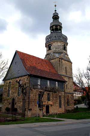 Großheirath - Church