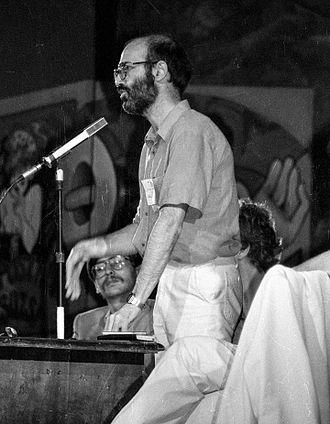János Kis - János Kis in 1989