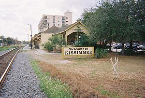 Kissimmee Amtrak Station -- Old Luggage Cart.jpg