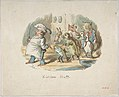 Kitchen Staff (recto); Mountainous Landscape with Hiker (verso) MET DP804695.jpg