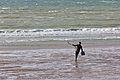 Kite surfer on the beach of Wissant, Pas-de-Calais -8047.jpg