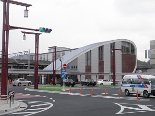 Kizu Station (Kyoto) Railway station in Kizugawa, Kyoto Prefecture, Japan