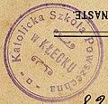 Klecko, Katolicka Szkola Powszechna.jpg