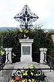 Klenčí pod Čerchovem hřitov hrob J. Š. Baara (1).jpg