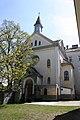 Klosterkirche der Schwestern vom armen Kinde Jesu (Wien-Donaustadt).JPG