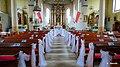 Kościół pw. św. Michała Archanioła w Mieścisku . Widok wnętrza kościoła - panoramio (2).jpg