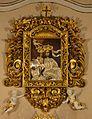 Kościół w Parkowie - obraz MB Królowej Świata.JPG