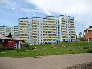 Kodinsk - In Kodinsk
