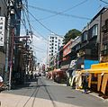 Koenhondori shopping street asakusa 2014.jpg