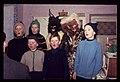 Koledovanje na Zilji 1969 - Koledniki s pehtrama.jpg