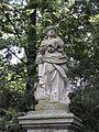 Kolonada Klatovy socha Alegorie jara.JPG