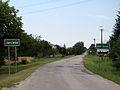 Kolonia Sitno - tablica z nazwą miejscowości - DSC01818.jpg