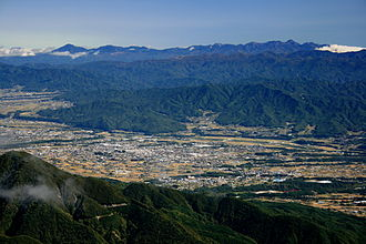Nagano Prefecture - Komagane