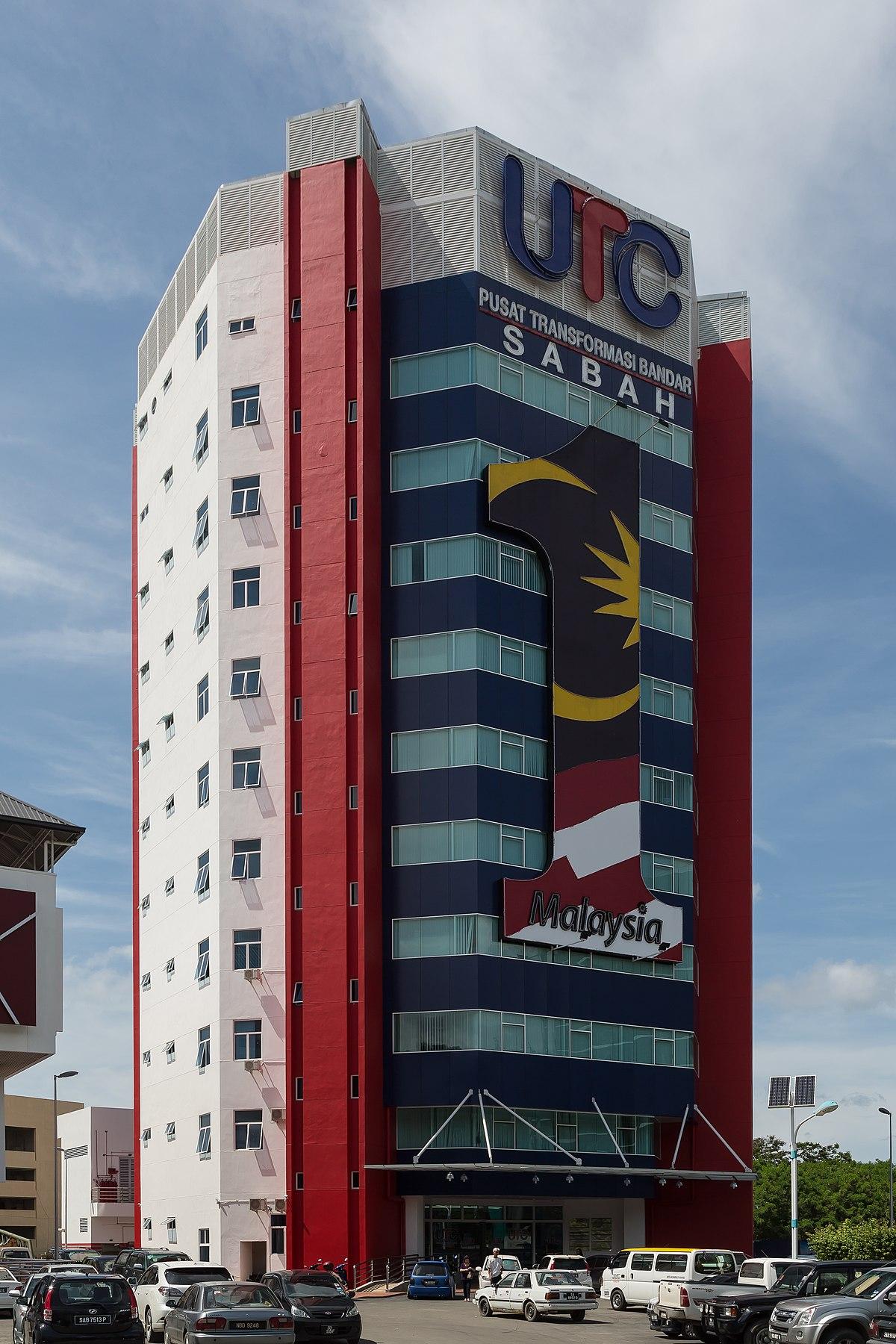 Utc Sarawak Topspot Seafood Food Court The Waterfront Hotel