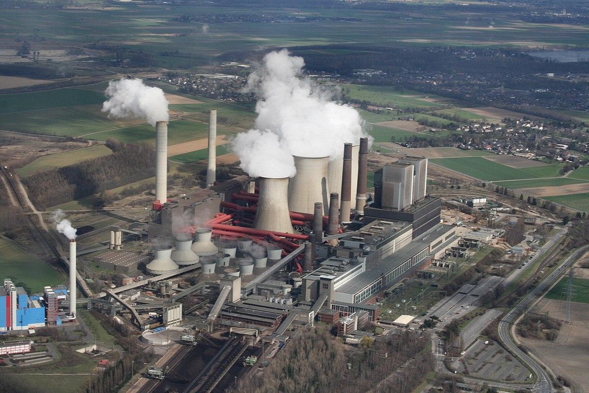 Kraftwerk Weisweiler – Wikipedia